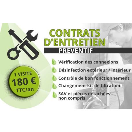 Contrat de maintenance Bronze